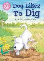 Reading Champion: Dog Likes to Dig: Independent Reading Pink 1A - Reading Champion (Paperback)