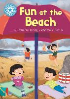 Reading Champion: Fun at the Beach: Independent Reading Blue 4 - Reading Champion (Paperback)