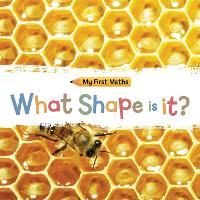 My First Maths: What Shape Is It? - My First Maths (Paperback)