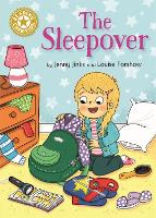 The Sleepover: Independent Reading Gold 9 - Reading Champion (Hardback)