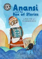 Reading Champion: Anansi and the Box of Stories: Independent Reading 11 - Reading Champion (Hardback)