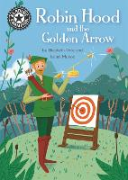 Reading Champion: Robin Hood and the Golden Arrow: Independent Reading 14 - Reading Champion (Hardback)