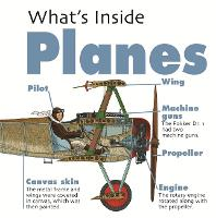 What's Inside?: Planes - What's Inside? (Paperback)