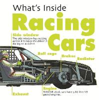 What's Inside?: Racing Cars - What's Inside? (Paperback)