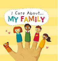 I Care About: My Family - I Care About (Hardback)