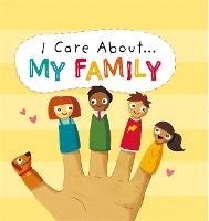 I Care About: My Family - I Care About (Paperback)