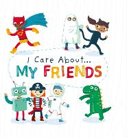 I Care About: My Friends - I Care About (Paperback)