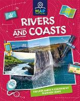 Map Your Planet: Rivers and Coasts - Map Your Planet (Paperback)