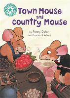Reading Champion: Town Mouse and Country Mouse: Independent Reading Turquoise 7 - Reading Champion (Paperback)
