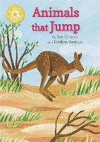 Reading Champion: Animals that Jump: Independent Reading Yellow 3 Non-fiction - Reading Champion (Paperback)