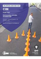 CIM 8 Project Management In Marketing: Study Text (Paperback)