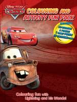 Disney Cars Colouring and Activity Fun Bag