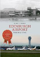 Edinburgh Airport Through Time - Through Time (Paperback)