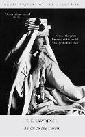 Great Writers on the Great War Revolt in the Desert - Great Writers On The Great War (Paperback)