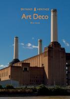 Art Deco - Britain's Heritage (Paperback)