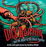 Dick Barton and the Affair of the Black Panther (CD-Audio)
