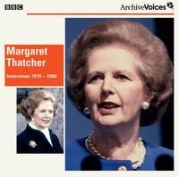 Margaret Thatcher In Her Own Words (Original) (CD-Audio)