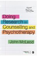 Doing Research in Counselling and Psychotherapy (Hardback)