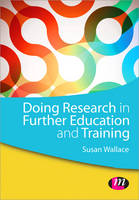 Doing Research in Further Education and Training - Achieving QTLS Series (Paperback)