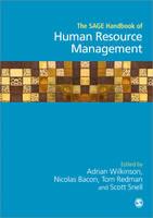 The SAGE Handbook of Human Resource Management (Paperback)