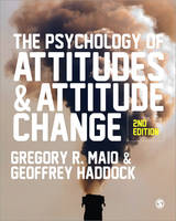 The Psychology of Attitudes and Attitude Change (Paperback)