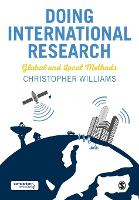 Doing International Research: Global and Local Methods (Paperback)