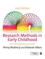 Research Methods in Early Childhood: An Introductory Guide (Hardback)