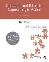 Standards and Ethics for Counselling in Action - Counselling in Action Series (Paperback)