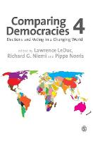 Comparing Democracies: Elections and Voting in a Changing World (Hardback)