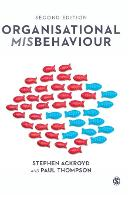 Organizational Misbehaviour (Hardback)