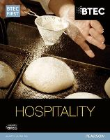 BTEC First in Hospitality Student Book (Paperback)