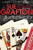 B is for Burglar - Kinsey Millhone Alphabet series (Paperback)