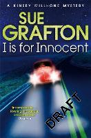 I is for Innocent - Kinsey Millhone Alphabet series (Paperback)