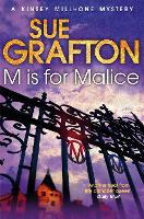 M is for Malice - Kinsey Millhone Alphabet series (Paperback)