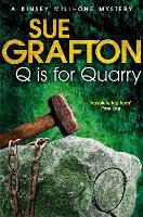 Q is for Quarry - Kinsey Millhone Alphabet series (Paperback)