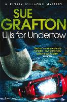 U is for Undertow - Kinsey Millhone Alphabet series (Paperback)