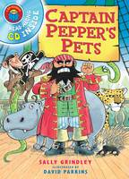 I Am Reading with CD: Captain Pepper's Pets (Paperback)
