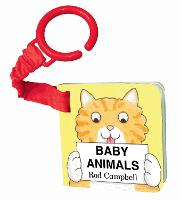 Baby Animals Shaped Buggy Book