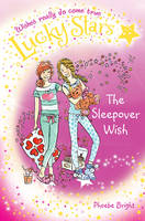 Lucky Stars 8: The Sleepover Wish (Paperback)