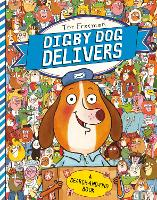 Digby Dog Delivers: A Search-and-Find Story (Paperback)