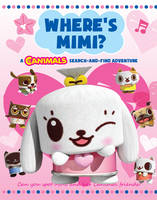 Where's Mimi: Canimals Search and Find: A Search-and-Find book (Paperback)