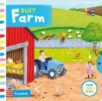 Busy Farm - Busy Books (Board book)