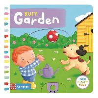 Busy Garden - Campbell Busy Books (Board book)