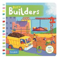 Busy Builders - Campbell Busy Books (Board book)