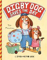 Digby Dog Saves the Day (Paperback)