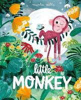 Little Monkey (Hardback)