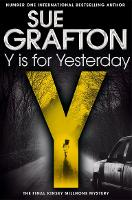 Y is for Yesterday - Kinsey Millhone Alphabet series (Paperback)