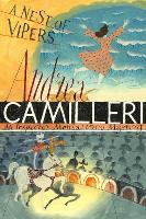 A Nest of Vipers - Inspector Montalbano mysteries (Hardback)