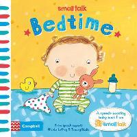 Small Talk: Bedtime (Board book)