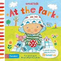 Small Talk: At the Park (Board book)